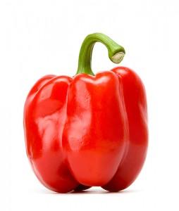 bell-pepper red