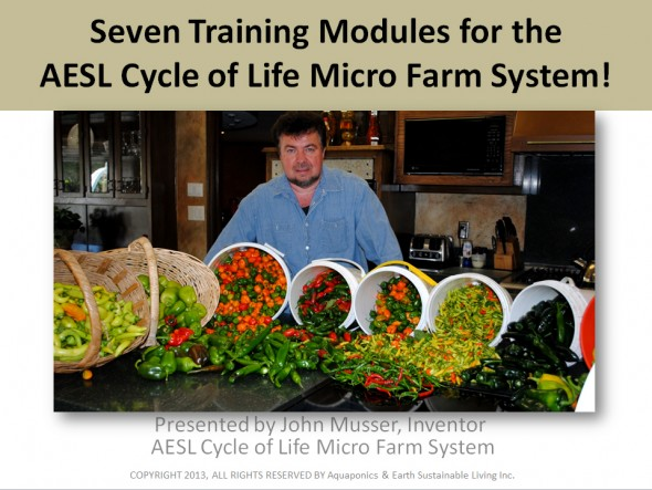 Intro to AESL Farm Webinar